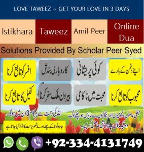 Astro Syed Peer Sahab Contact