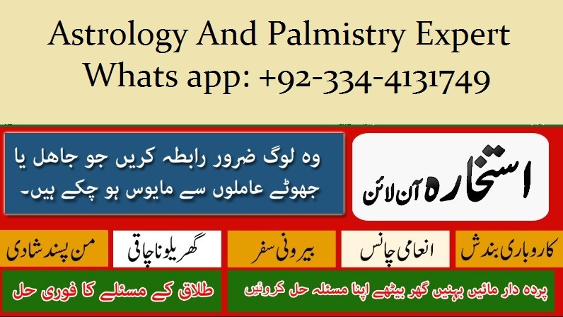 Astrology And Palmistry Expert