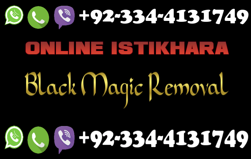 Pakistani Black Magic Removal And Online Istikhara