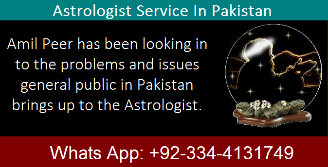 issues general public in Pakistan brings up to the Astrologist
